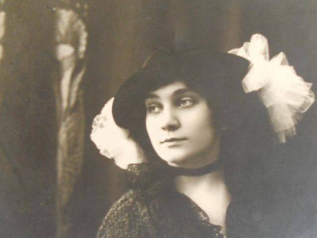 Мария Фёдоровна Вавельберг-Алымова-Гус (Корнилова)