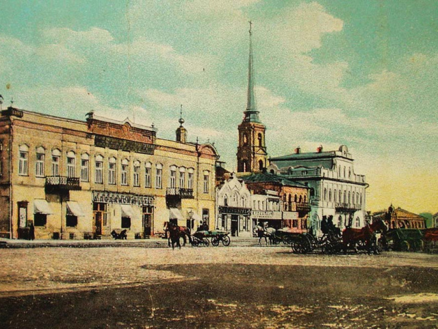 Блог о г.Козлове (г.Мичуринск)